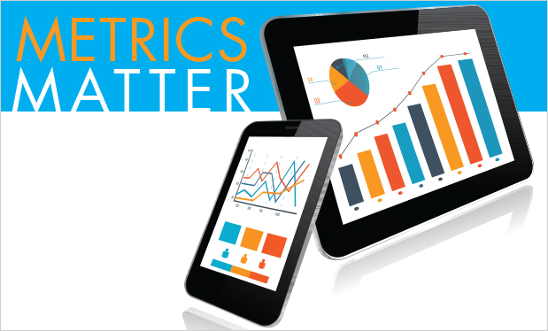 Metrics matter - Online metrics can make a difference in lead generation