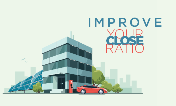 Improve your close ratio - Consider adding C-PACE as a financial option for your commercial property owners