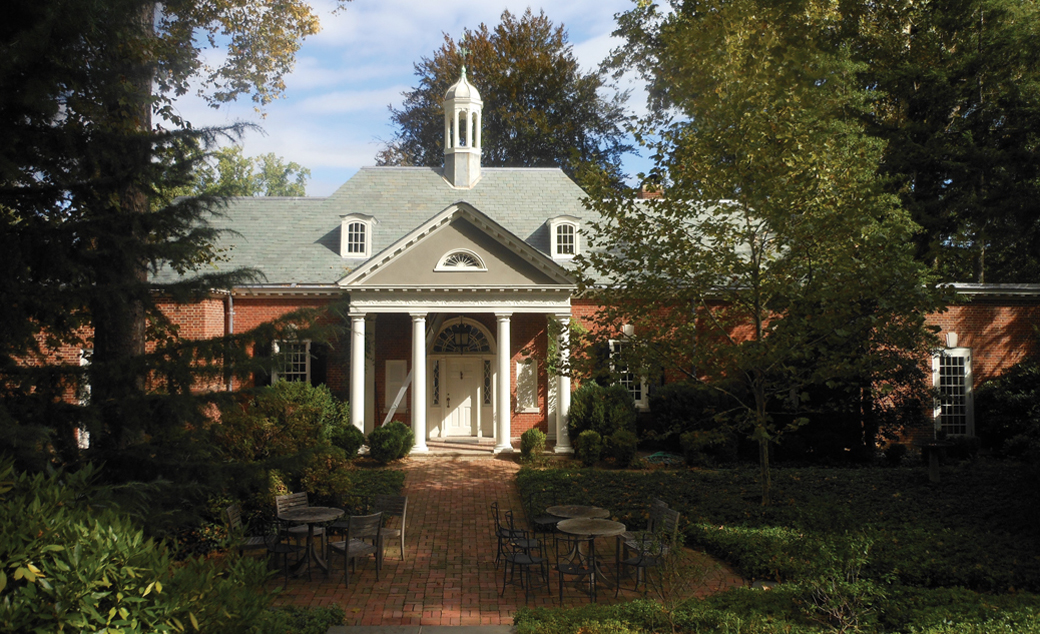 Revitalizing an estate - James Myers helps renovate Harvard University's Dumbarton Oaks
