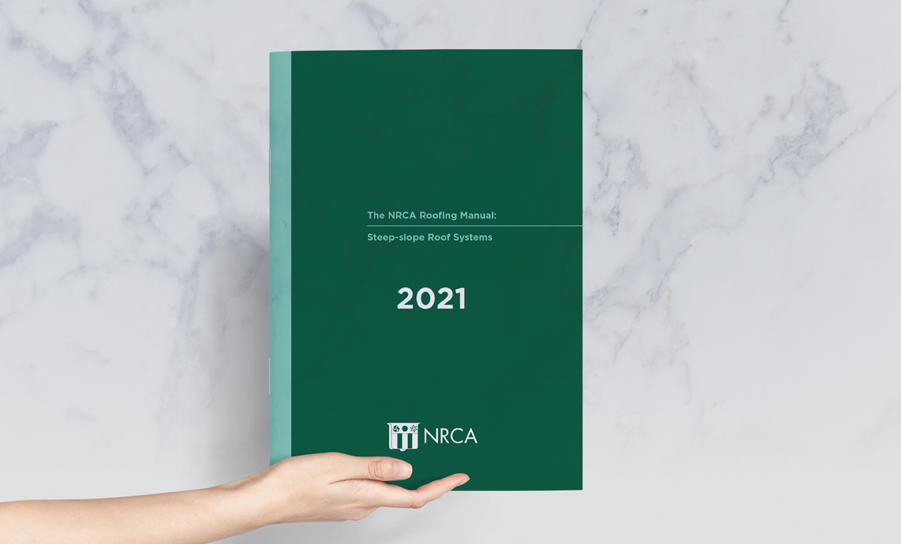 Esteemed guidance - NRCA updates its steep-slope manual for the roofing industry
