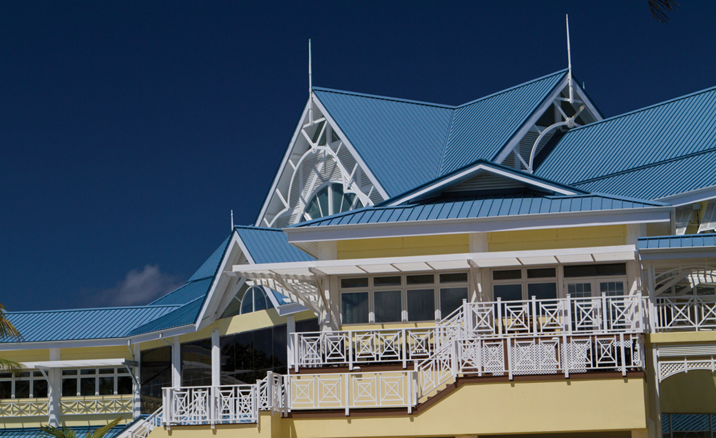 Reroofing paradise - Lifetime Roofing helps renovate Tobago's Magdalena Grand Beach and Golf Resort