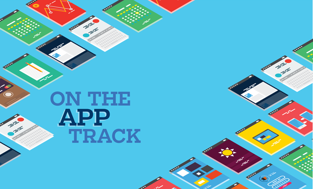 On the app track - Mobile apps continue to improve professional productivity