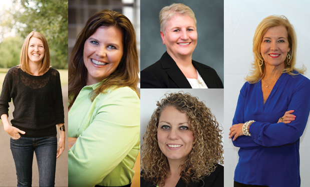 Shattering the ceiling  - Women take advantage of the roofing industry's leadership opportunities