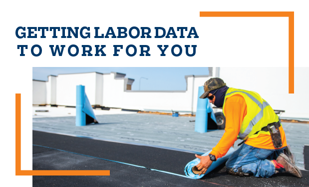 Getting labor data to work for you - A study conducted by CertainTeed takes a look at low-slope roofing labor