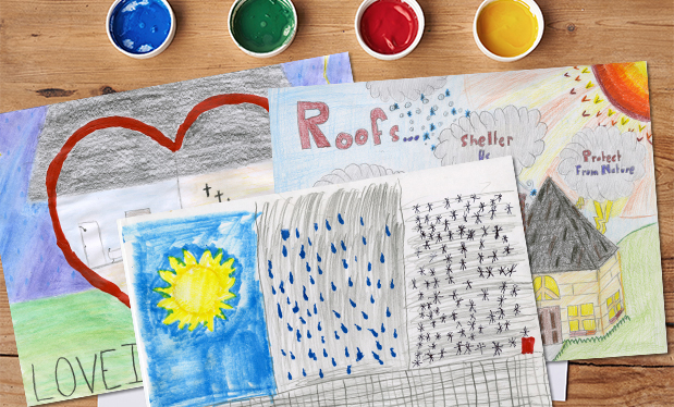 What do roofs do? - NRCA's second annual Children's Art Contest celebrates the roofing profession