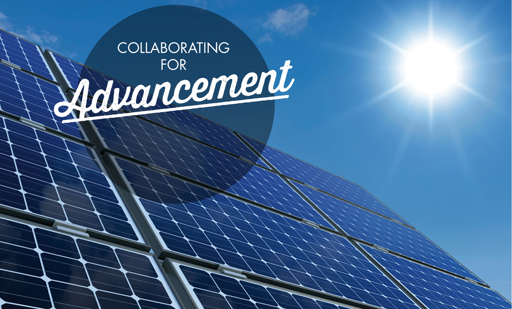 Collaborating for advancement - The solar industry's partnerships are creating jobs, advancing safety measures and providing environmental sustainability