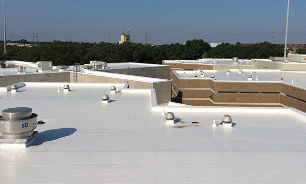 The rise of TPO  - How TPO and PVC membranes changed the low-slope roofing market