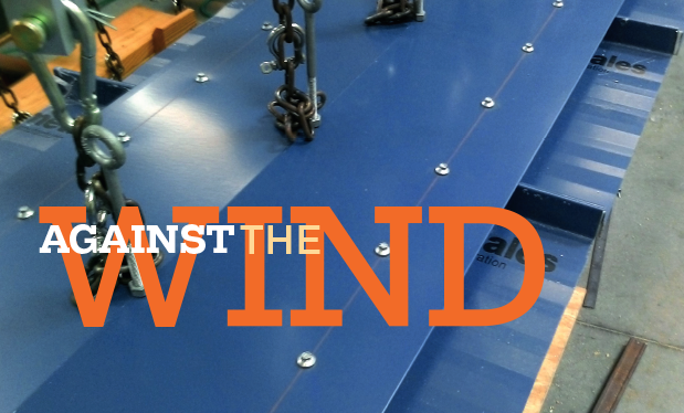 Against the wind - A new metal flashing standard helps improve the wind resistance of metal roof systems