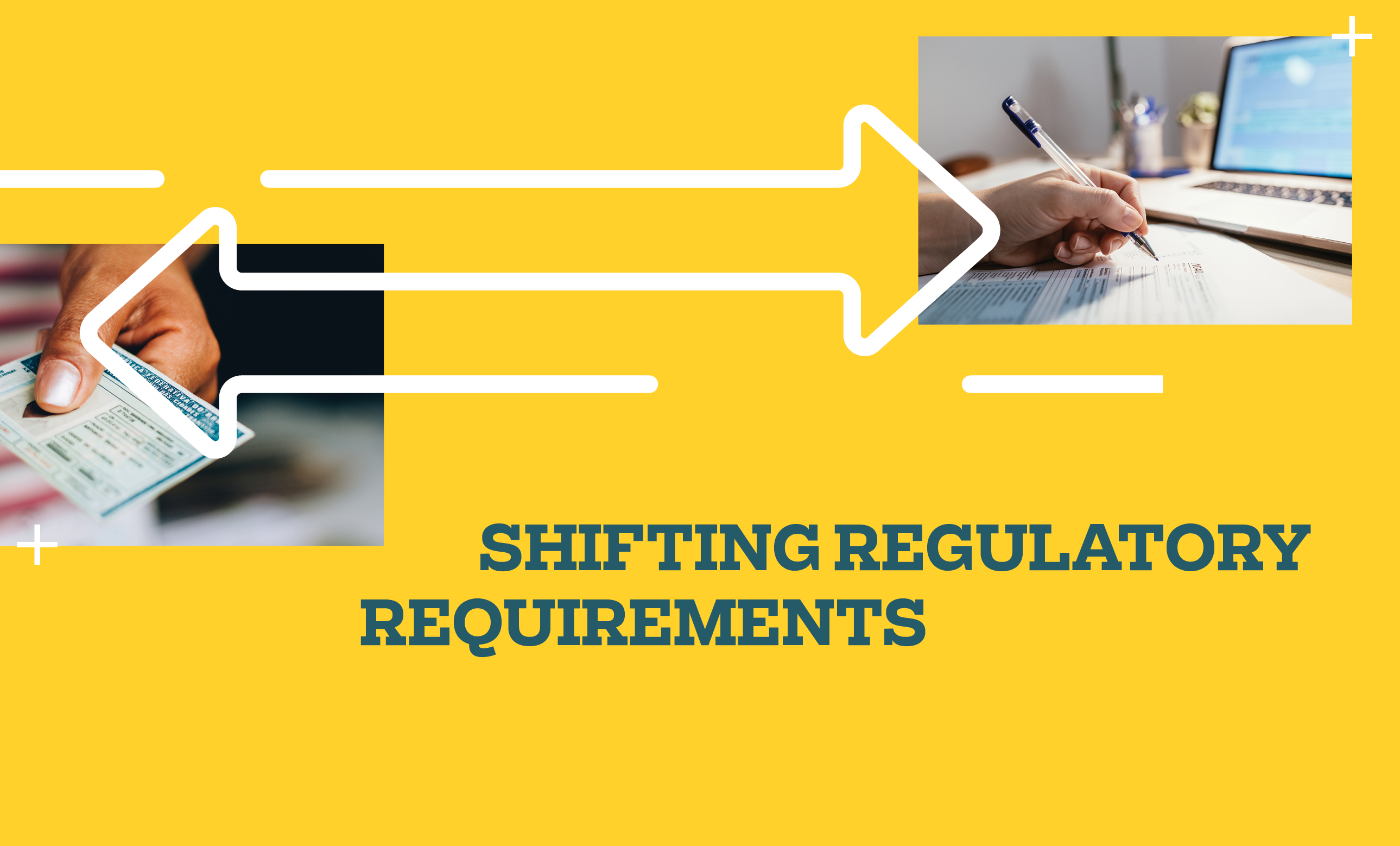 Shifting regulatory requirements - Temporary policy changes to Form I-9 and E-Verify now are in effect