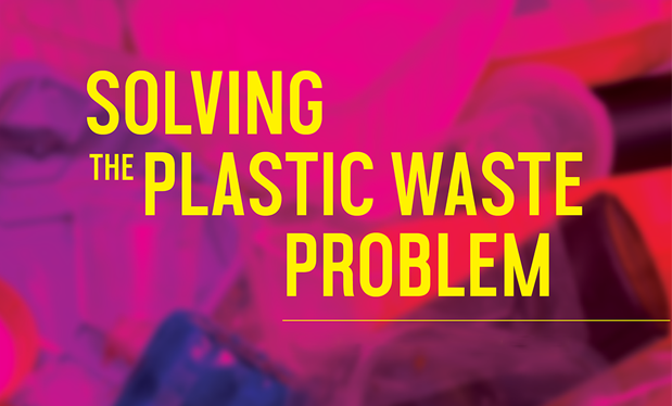 Solving the plastic waste problem - Recycling plastics can help create sustainable products, a better environment and increased value for customers