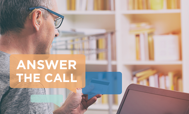 Answer the call - Website chats improve service for hearing-impaired customers