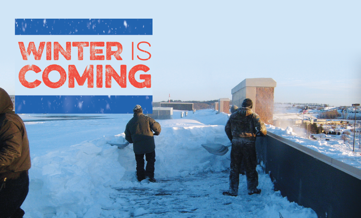 Winter is coming - Properly planning for snow remediation efforts can minimize risks