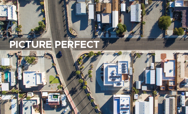 Picture perfect - Roofing contractors are taking advantage of aerial imagery
