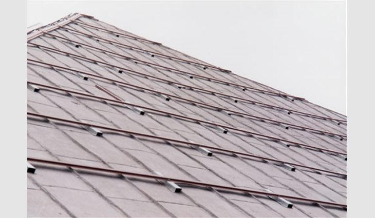 A Retrofit Metal Roof System Must Have A Framing System That Allows Metal  Roof Panels To