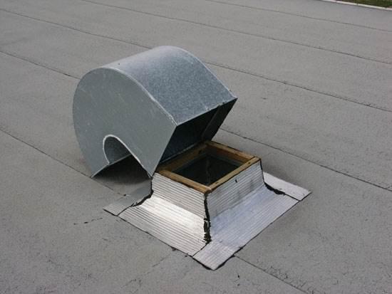 Big Roof Ventilator : Asce update professional roofing magazine