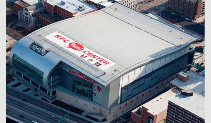 Eye On Arena Roofing Professional Roofing Magazine