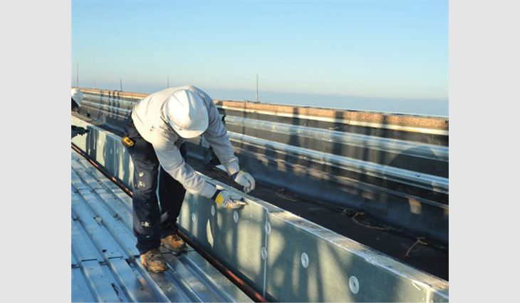 High rise roofing professional magazine