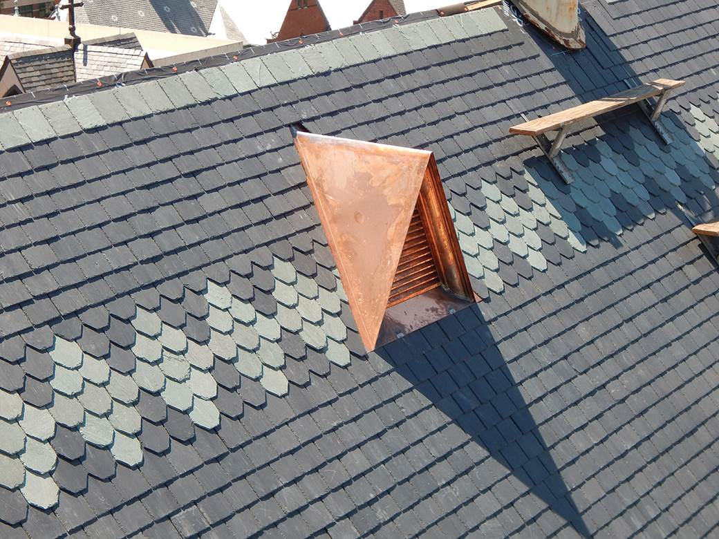 Medieval Roofing Professional Roofing Magazine