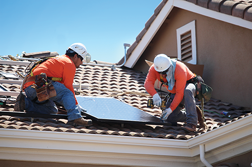 New solar mandates will affect all residential roofing and solar professionals doing business in California.