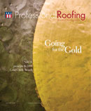 Professional Roofing Magazine 4/1/2009