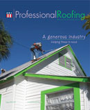 Professional Roofing Magazine 8/1/2009