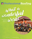 Professional Roofing Magazine 8/1/2018