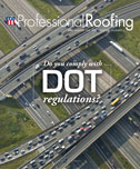 Professional Roofing Magazine 12/1/2012