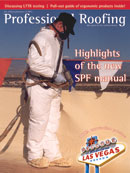 Professional Roofing Magazine 1/1/2006