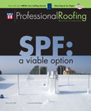 Professional Roofing Magazine 1/1/2011