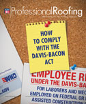 Professional Roofing Magazine 1/1/2012