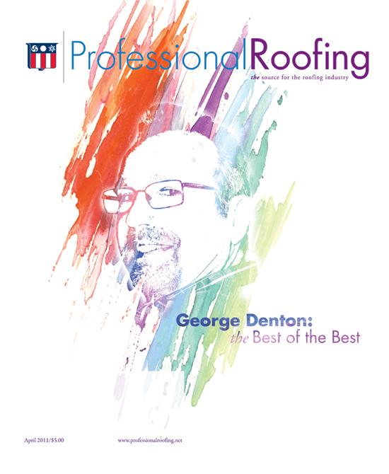 Professional Roofing Magazine 4/1/2011