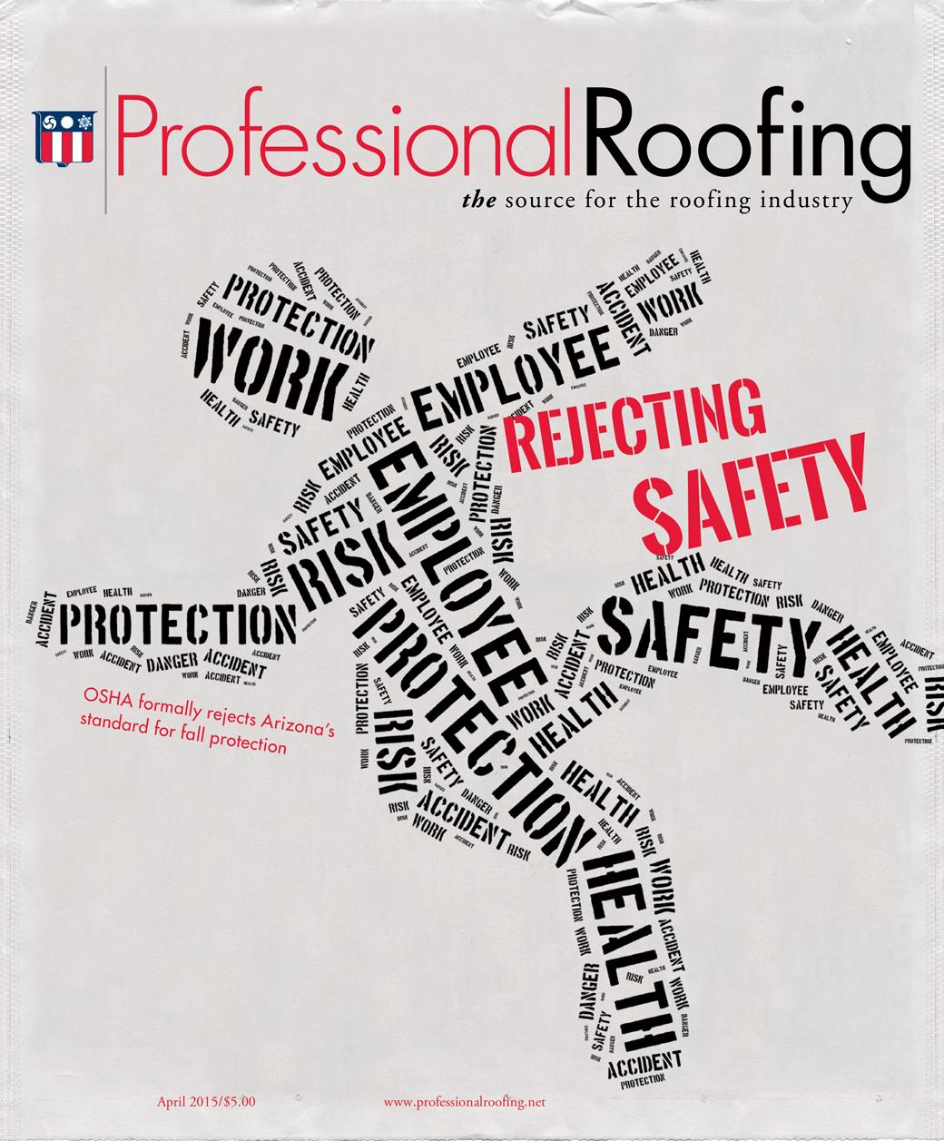Professional Roofing Magazine 4/1/2015