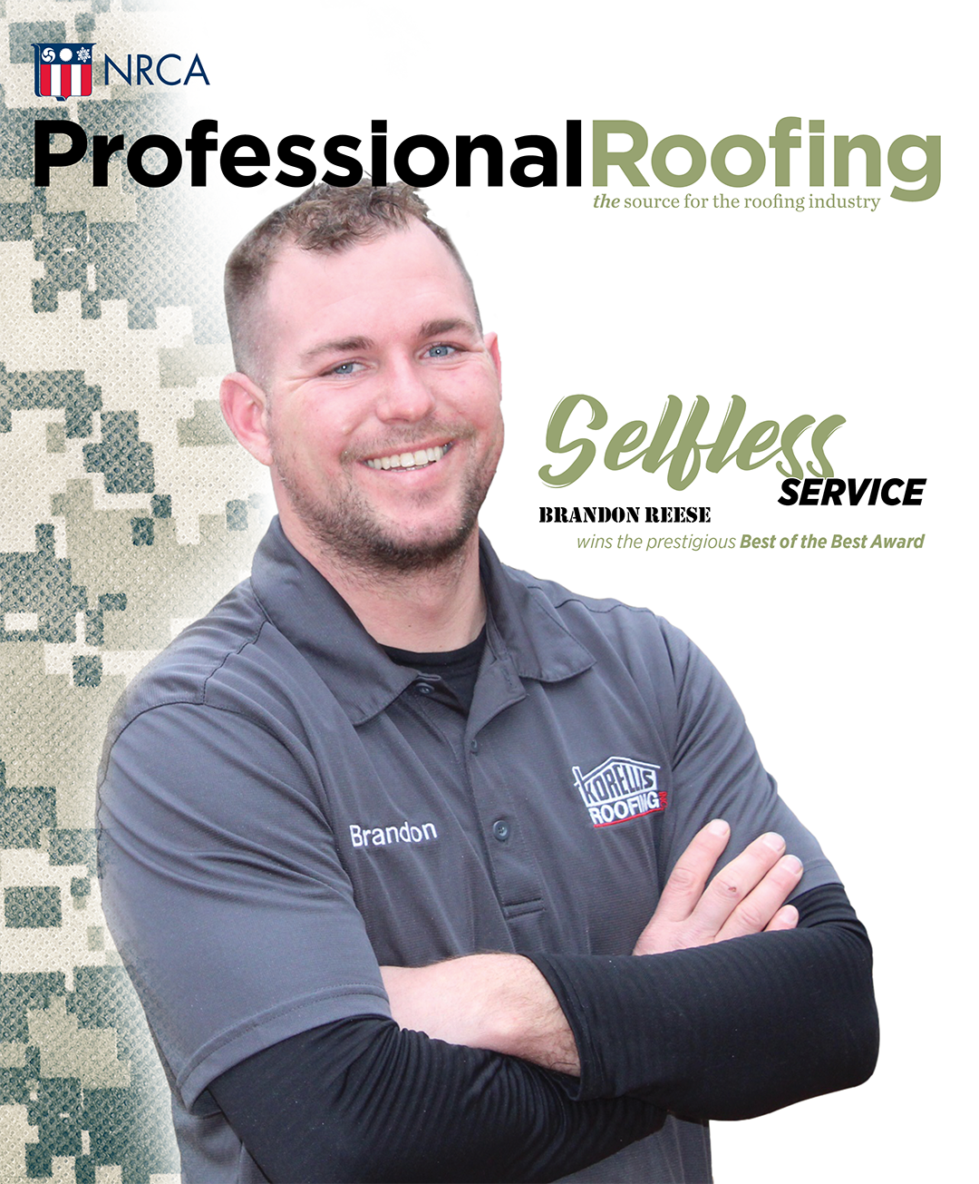 Professional Roofing Magazine 4/1/2019