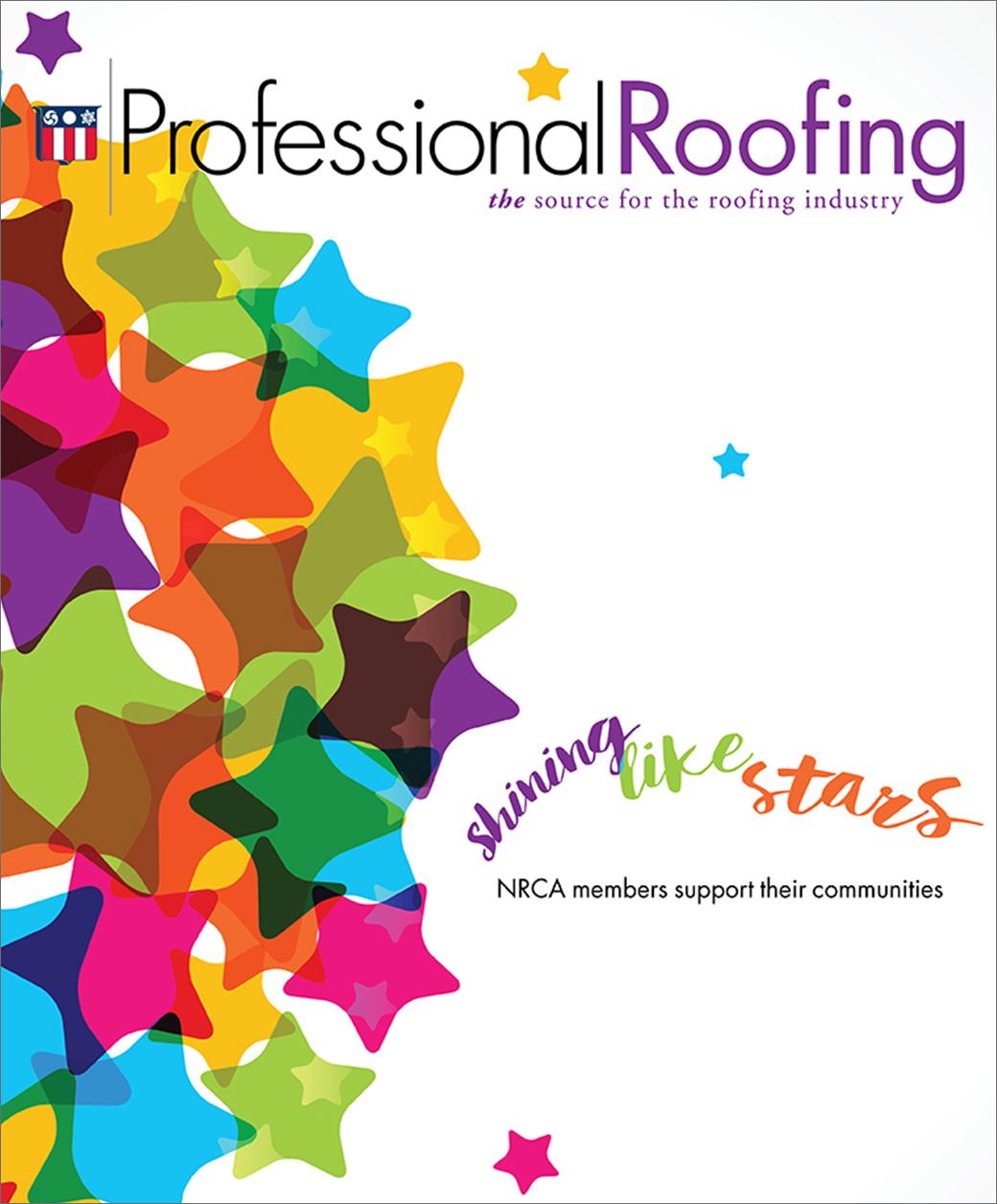 Professional Roofing Magazine 8/1/2015