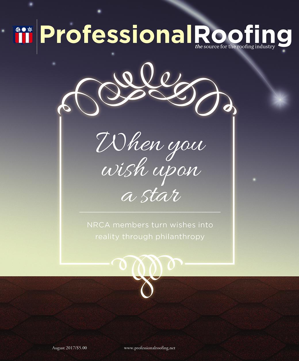 Professional Roofing Magazine 8/1/2017