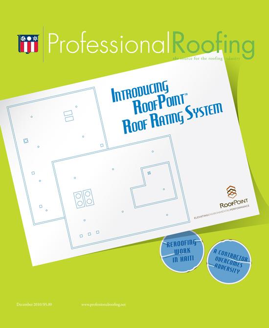 Professional Roofing Magazine 12/1/2010