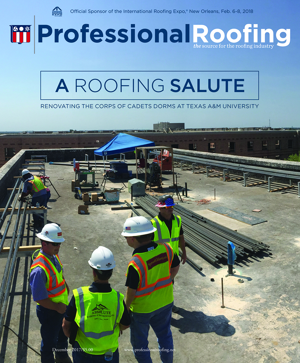 Professional Roofing Magazine 12/1/2017
