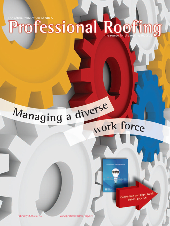 Professional Roofing Magazine 2/1/2008
