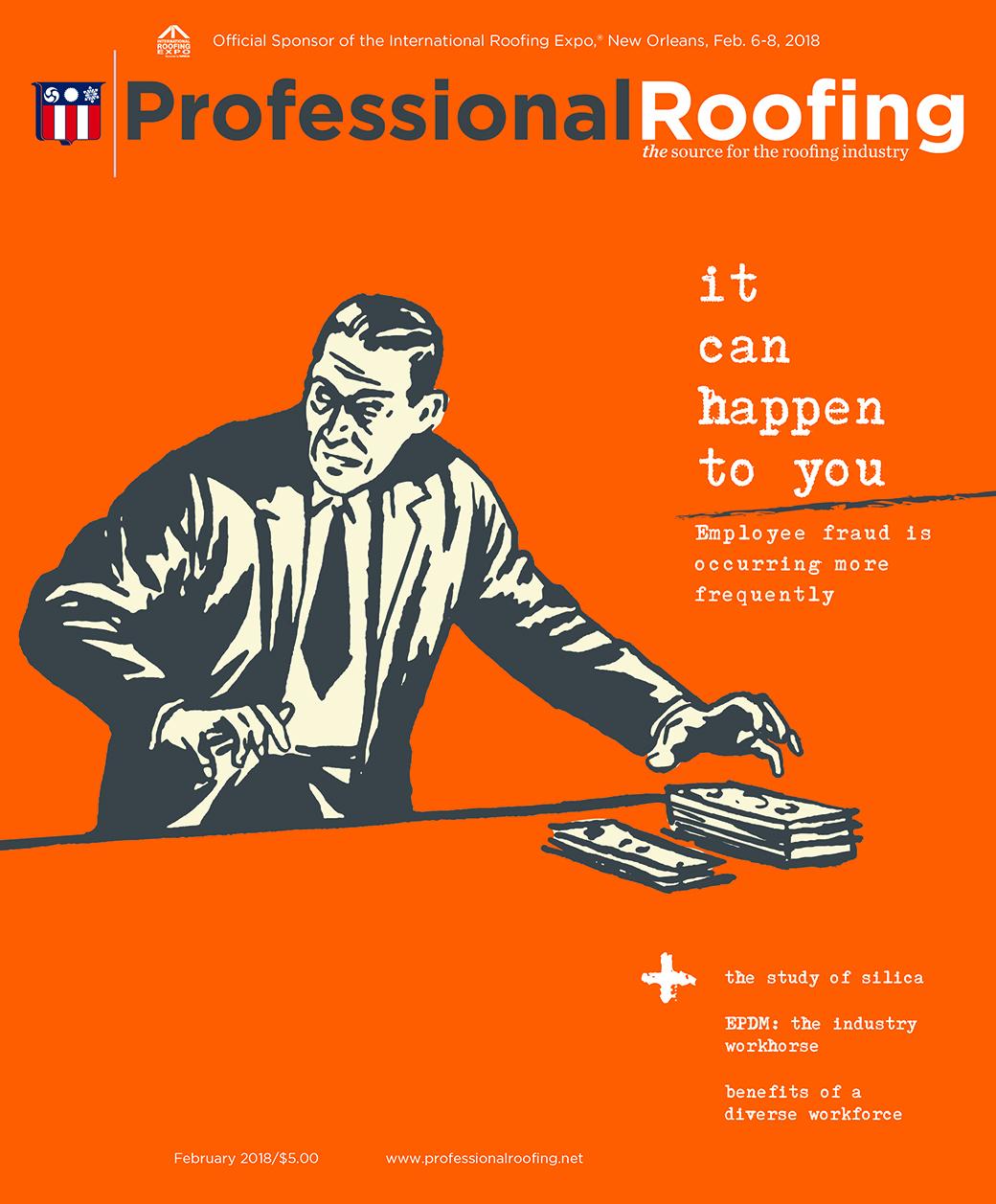 Professional Roofing Magazine 2/1/2018