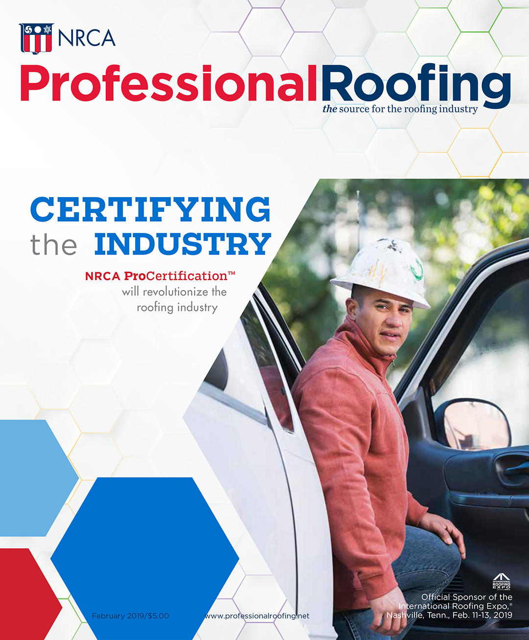 Professional Roofing Magazine 2/1/2019