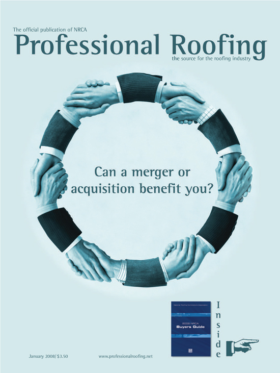 Professional Roofing Magazine 1/1/2008