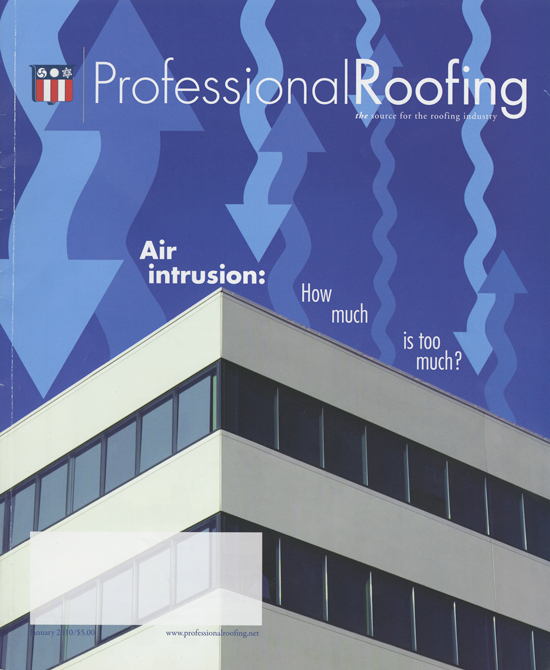 Professional Roofing Magazine 1/1/2010