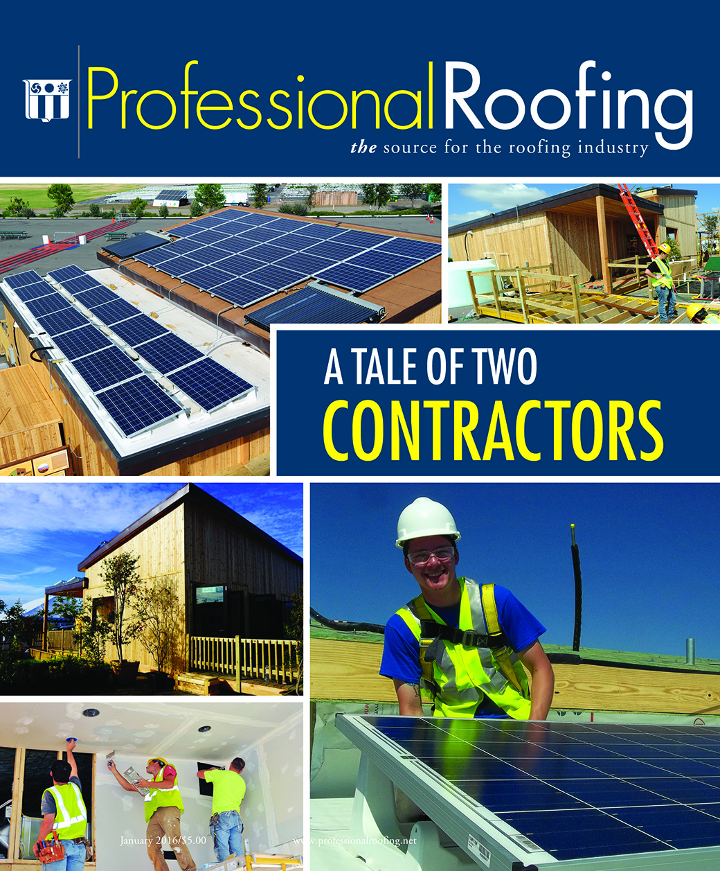 Professional Roofing Magazine 1/1/2016