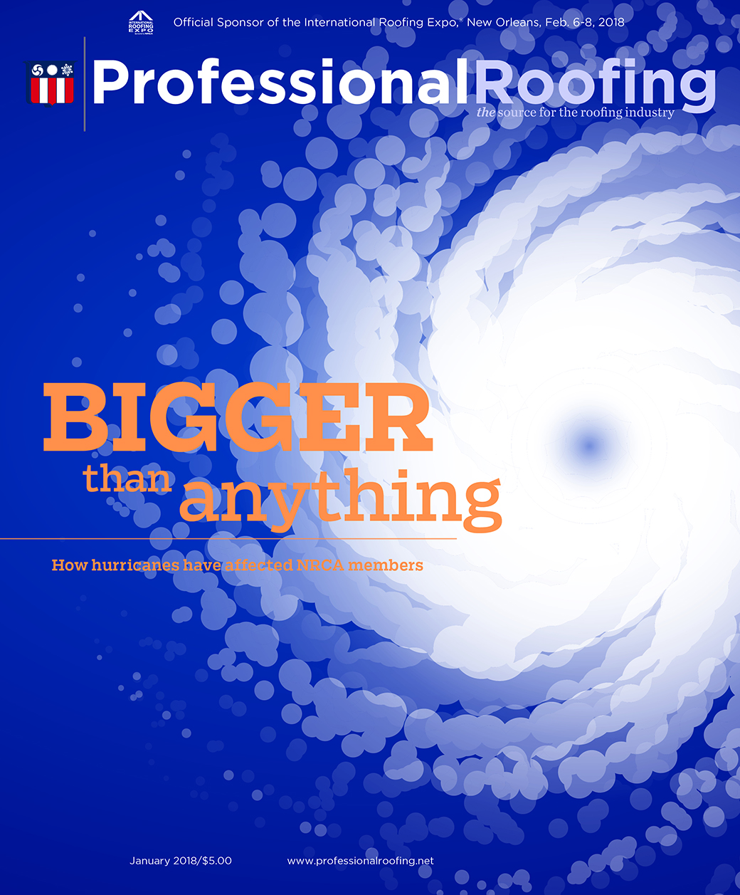 Professional Roofing Magazine 1/1/2018