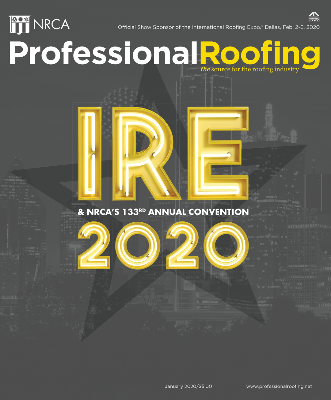 Professional Roofing Magazine 1/1/2020