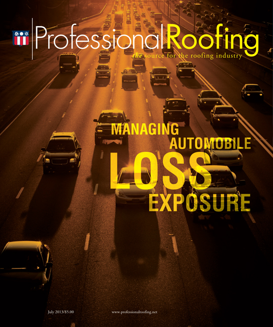 Professional Roofing Magazine 7/1/2013