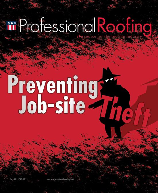 Professional Roofing Magazine 7/1/2011