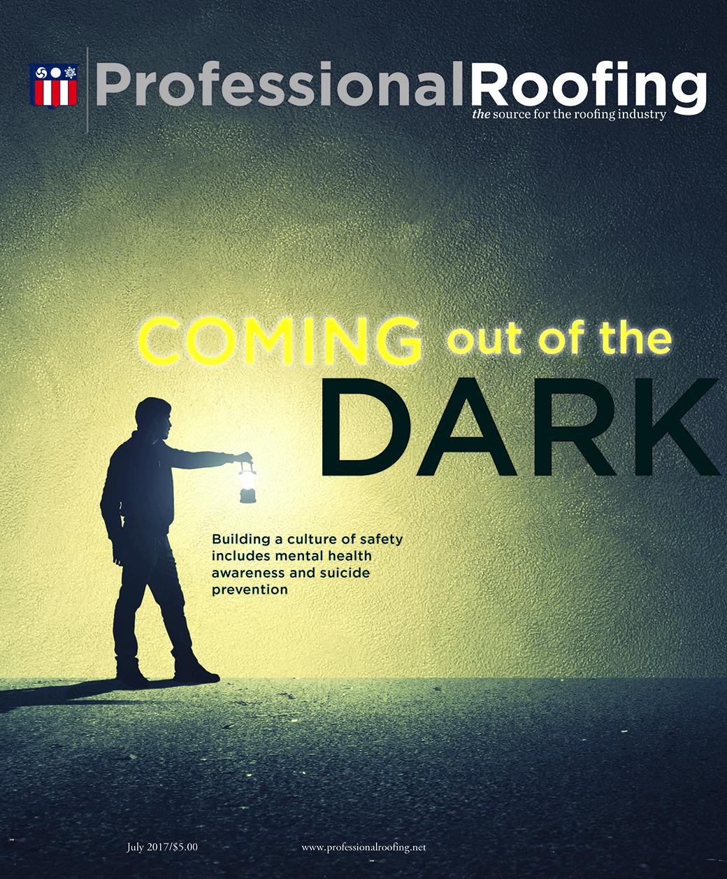 Professional Roofing Magazine 7/1/2017