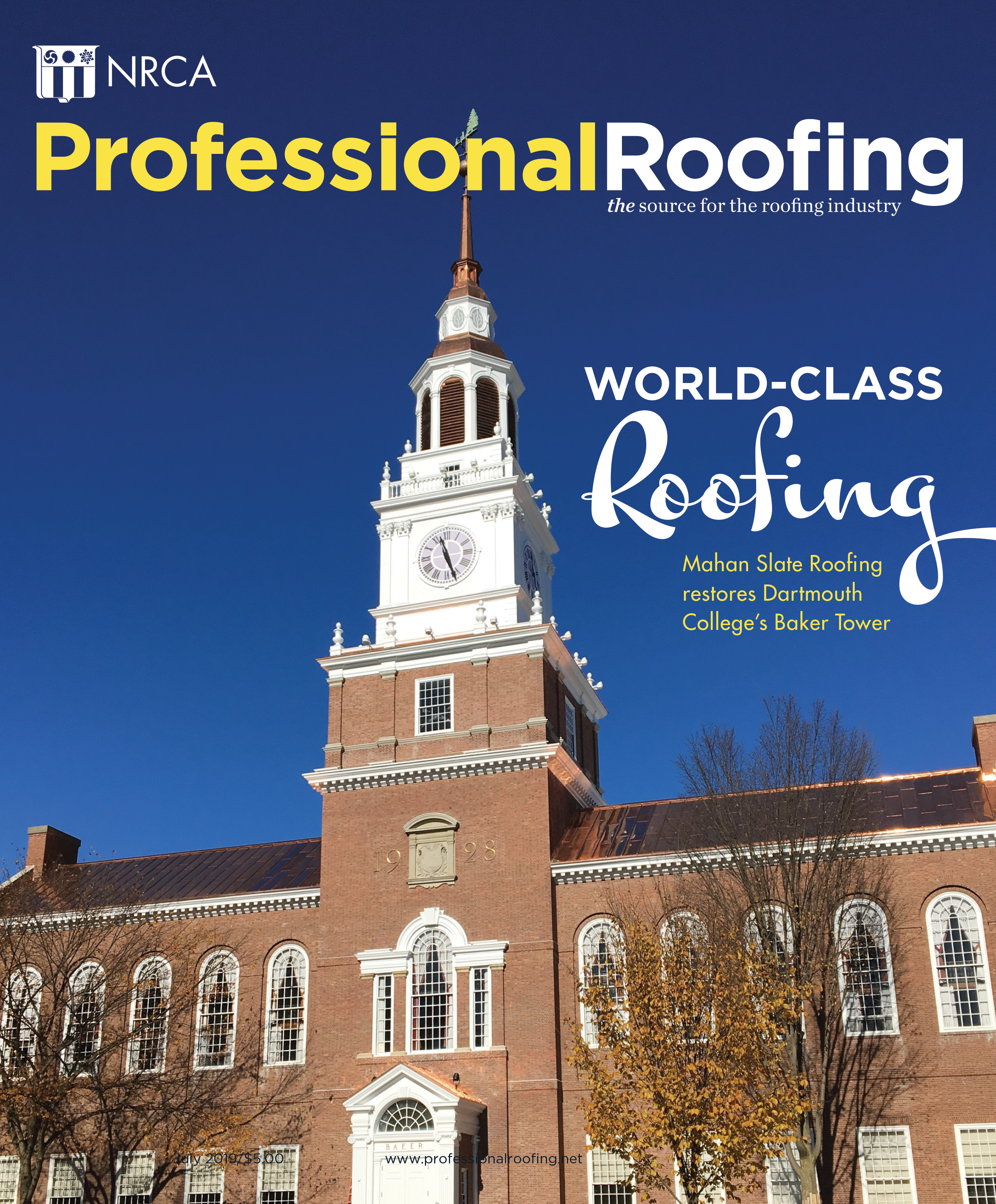 Professional Roofing Magazine 7/1/2019