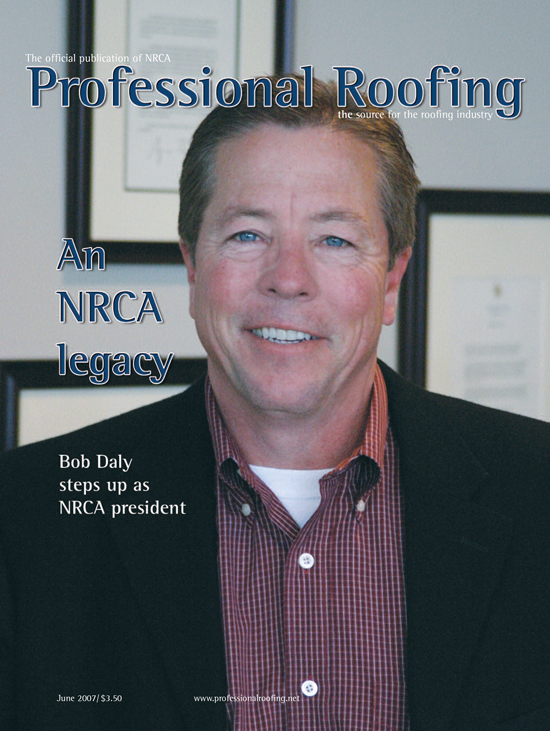 Professional Roofing Magazine 6/1/2007